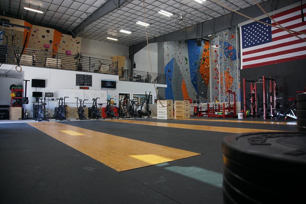 The Rock Gym Rexburg ID